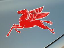 Mobil Pegasus Pegatinas ideal para coches de carrera vintage clásico Audi Porsche Mercedes