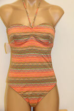 NWT Shoshanna Swimsuit 1 one  piece Size S B cup Multi