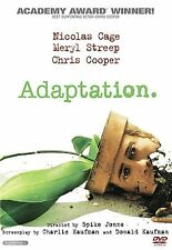 Adaptation (DVD, 2003) disc only - Nicolas Cage