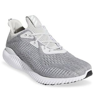 Adidas AlphaBounce Men's Athletic Performance Sneaker Running Shoe Grey Trainers