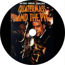 Quatermass and the Pit (1967) Drama, Sci-Fi, Horror Movie on DVD RARE