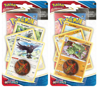 Pokemon TCG Sword & Shield 5 Battle Styles Premium Checklane Blister Pack