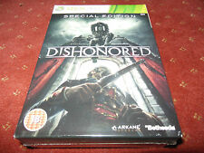 Dishonored Special Edition - New Sealed - Xbox 360