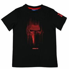 ADIDAS ORIGINALS STAR WARS ROGUE Niños Camiseta Kylo Ren Tee Ben SOLO 98