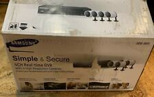 Samsung Camera KIT - 4 Channel DVR SDE-3001N, 1TB HDD, 4 x SEB-1007R Cameras