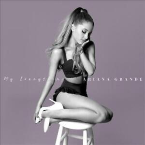 ARIANA GRANDE - MY EVERYTHING [DELUXE VERSION] NEW CD