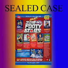 Unbranded Box AFL & Australian Rules Football Trading Cards