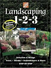 Landscaping 1-2-3 : Regional Edition: Zones 7-10 by Jo Kellum (2001, Hardcover,…