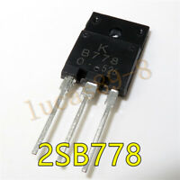 5pairs or 10pcs KTB778/KTD998 2SB778/2SD998 B778/D998 TO-3P Transistor
