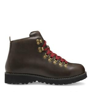 Eastland Mens Aspen Leather Closed Toe Ankle Cold Weather Boots, Brown, Size