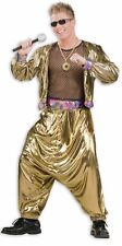Adult 80s Video Super Star MC Hammer Costume One Size