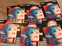 Kylie Minogue - Disco Signed Cd (Hand Signed Booklet) EXCLUSIVE & RARE Magic