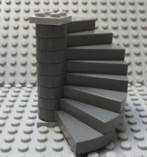 LEGO Dark Bluish Gray Spiral Stairs Staircase Steps Exactly as Shown
