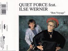 QUIET FORCE FEAT. ILSE WERNER : BON VOYAGE / CD - TOP-ZUSTAND