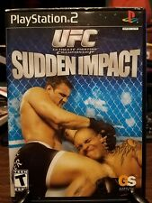 Pre-owned ~ UFC: Sudden Impact (Sony PlayStation 2, 2004)