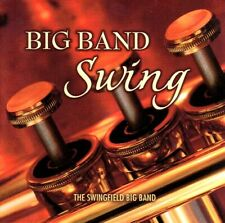 "The Swingfield Big Band ""Big Band Swing"" ~(Cd, 1998)~ * Jazz / Swing * #193"
