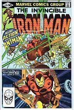 1981 The Invincible IRON MAN #151 Marvel Comic Book