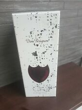DOM PERIGNON ROSE 2004 MILLESIME MICHAEL RIEDEL DUMMY SEALED DISPLAY BOTTLE ,BOX