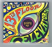♫ THE 13th FLOOR ELEVATORS - GOING UP - THE VERY BEST - 20 TITRES - NEUF NEW ♫