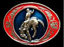 Western Cowboy Cowgirl Rodeo Horse Cool Belt Buckle Buckles