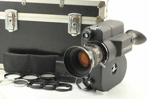 ALL WORKS [MINT] Canon Scoopic 16mm Film Movie Camera 12.5-75mm f1.8 From JAPAN