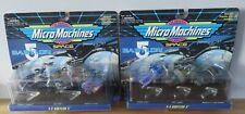 Micro machines Babylon 5 sets 3 & 4 original box unopened collectable