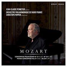 Mozart: Piano Concertos Nos. 21 And 24 [New CD]