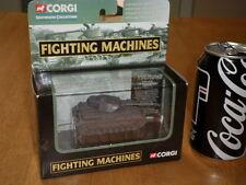 CORGI TOYS, WW#2, GERMAN Pzkw IV G, TANK -16th Panzer Division, Diecast Toy,1/80