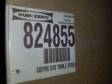 Sub-Zero/Wolf 824855 Coffee System E Series Transitional Trim