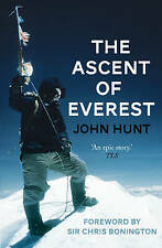 Ascent of Everest by John Hunt (Paperback) New Book