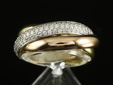 Cartier Trinity Brillant Ring 0,99ct  Ringweite 55 UVP 11.900,-- Euro