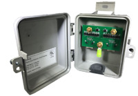 Outdoor Power Over Ethernet Data Line Surge Protector