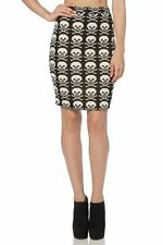Straight, Pencil Casual Regular Size Skirts for Women