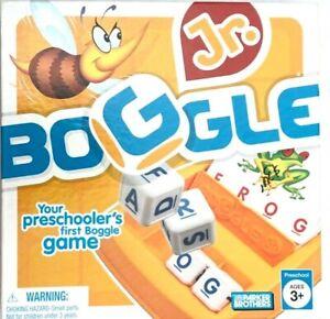 Boggle Jr Replacement Parts, Letter Cubes, Cards, Rack 1988-2005 -You Choose