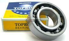 6204 OPEN Ball Bearing - Open Type  20x47x14mm - SAME DAY FREE SHIPPING!!