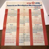 1975-1976 Chevrolet PartsMart December GM Calendar Catalog Dealer Auto Parts 4
