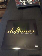 Deftones RSD B-Sides and Rarities 2xLP LE Gold Vinyl No DVD RARE