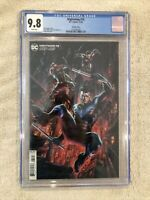 Nightwing #75 CGC 9.8 - 2020 Alan Quah variant cover