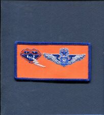 170th FS VIPERS IL ANG USAF CSO COM Combat Officer Wing Name Tag Squadron Patch