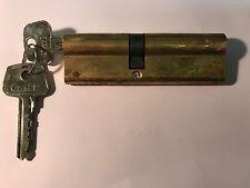 Carl F - Euro Cylinder Lock, Anti-Drill and Anti-Pick Door Barrel - Key and Key
