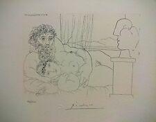 Pablo Picasso - Vollard Suite Bloch #171.  Estate Authorized Limited Edition.