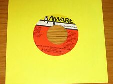 """SOUL 45 RPM - LOLEATTA HOLLOWAY - AWARE 050 - """"I KNOW WHERE YOU'RE COMING FROM"""""""