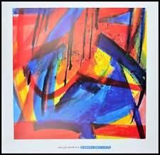 Felipe Senatore elemento estrella negra e arco póster son impresiones artísticas en el marco de aluminio 60x60cm
