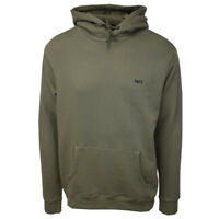 Obey Men's Army Green L/S Pull Over Hoodie ($65.95)
