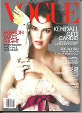 Vogue April 2018 Kendall Jenner Free & Fast SnH Best Deal on Ebay L@@K !!