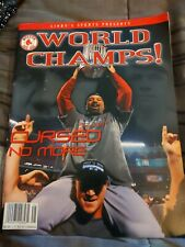 Lindy Sport's Presents 2004 World Series Champs Boston Red Sox