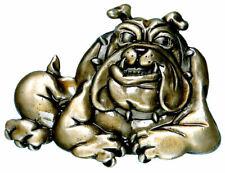 Spike Bulldog Belt Buckle