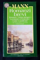 Mann - Romanzi brevi - Newton 1990