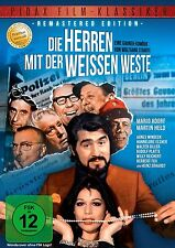 DVD - Die Herren mit der weissen Weste - Remastered Edition Pidax Film Neu Ovp