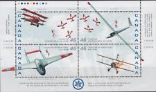 Canada 1999 Souvenir Sheet #1807 Canadian International Air Show - Mnh